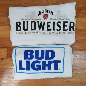 2 beer t-shirts